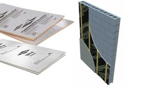Extruded Polystyrene Rigid Board Insulation